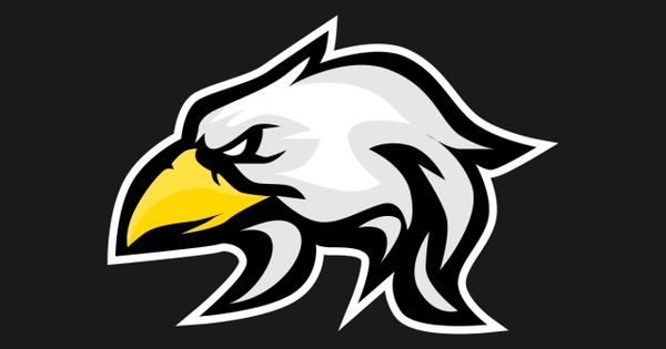 Eagle Hawk Eye E Sport Logo Gaming Mascot Eye Icons Logo Icons Sport Icons Png And Vector With Transparent Background For Free Download Elang Desain