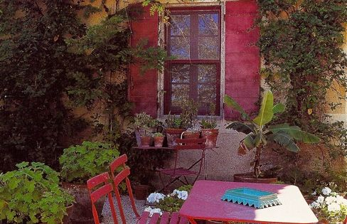 .Outdoor Space
