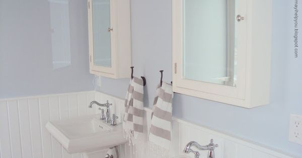 York zoo how may i help you bathroom quiet rain paint color west elm towels pottery barn - West elm bathroom storage ...