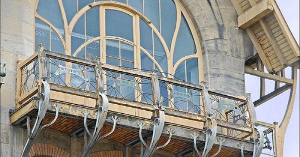 Villa majorelle jika nancy 1901 1902 la 1 re for Art nouveau interieur