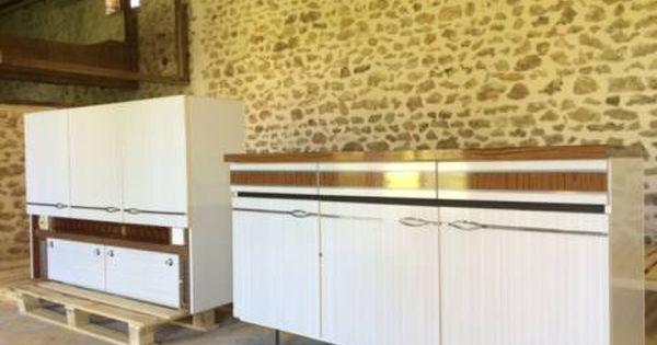 Buffet Vaisselier Vintage Formica Annees 70 Etat Impeccable Ideal Dans Cuisine Moderne Restaurant Style Vaisseliers Vintage Buffet Vaisselier Vaisselier