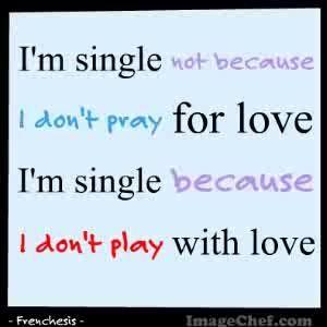 Quotes single life happy 35 Encouraging