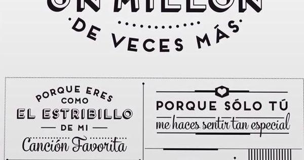 "Frases Para Un Aniversario: SORTEO Mr. Wonderful: Kit De Aniversario + Lámina ""Te"