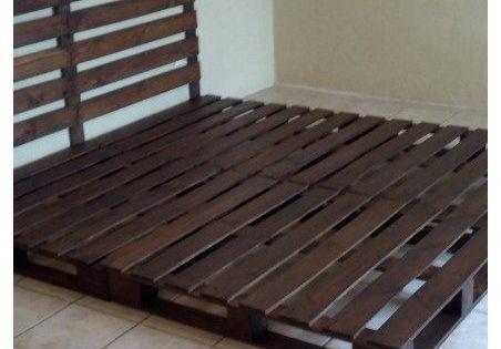 Pallet bed 6  Bedroom  Pinterest  침실 디자인, 쉬운 diy 및 가구 아이디어