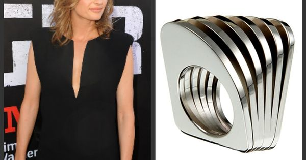 Lone Ranger Premiere #vitafede #stanakatic #ring #statement #cocktail ...