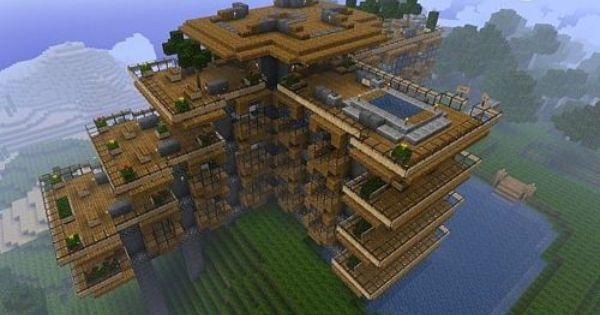 Minecraft マインクラフト 家の設計図 マインクラフトの家