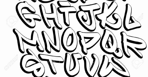 cool graffiti fonts google search fun fancey letters pinterest schrift zeichen. Black Bedroom Furniture Sets. Home Design Ideas