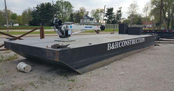 Barge, Barges, Sectional Barge, Sectional Barges, Hopper