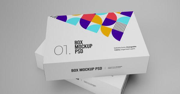 Download Two Boxes Mockups Box Mockup Pink Jewelry Box Bag Mockup