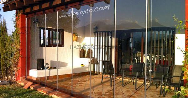 Acristalamiento de terrazas cerramientos de cristal - Cerramientos de cristal para cocinas ...