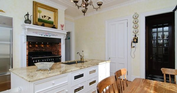 With Range Cooker Decor Ideas For Restoration Victorian House