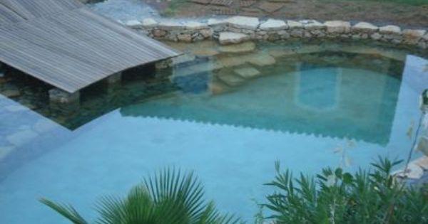 Petite piscine naturelle simple et efficace piscine for Prix d une piscine caron