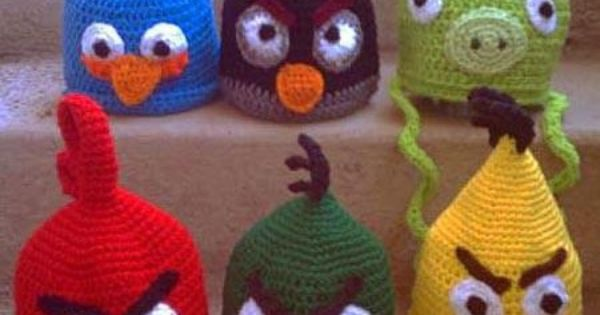 crochet | Crochet | Pinterest | Angry Birds, Bird Costume and Birds