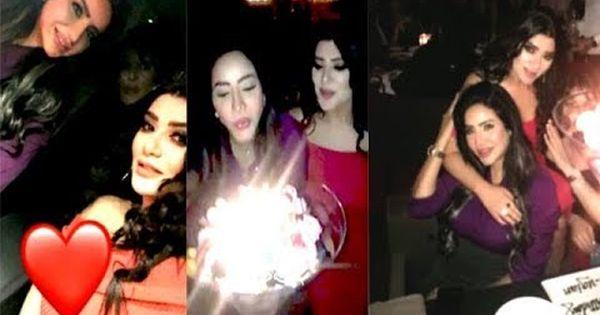 هبة الرمحين تفاجىء صديقتها لجين بعمران في عيد ميلادها وتحتفل معها Youtube Concert Music