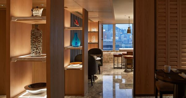 Abconcept renaissance harbour view hotel hong kong hotel for Design hotel 6f