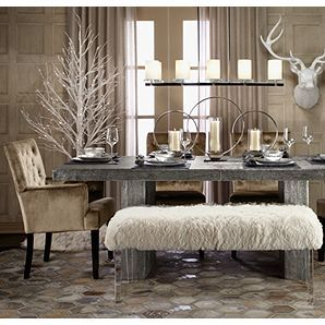 Z Gallerie Zgallerie Wish List Timber Dining Table Dining Room