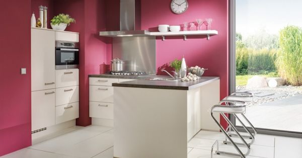 De moderne keuken felina is een prachtige eigentijdse keuken met een ruim spoeleiland - Eigentijdse design keuken ...