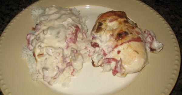 Kelly S Recipes Chicken Supreme Recipe Chicken And Chips Chicken Supreme