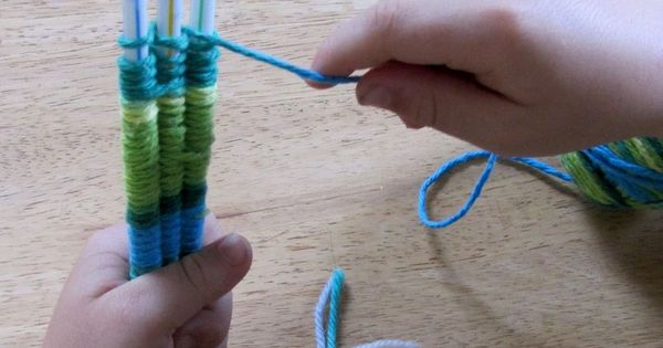 weaving bracelets with straws | School ideas | Pinterest ...