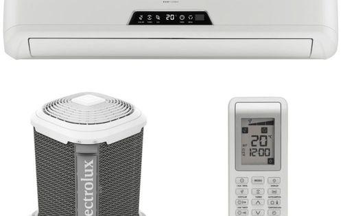 Ar Condicionado Split Hi Wall Electrolux Ecoturbo 9000 Btus Frio