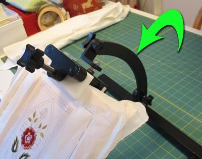 Needlework System 4 Table Lap Stand Review Needlework Lap Standing