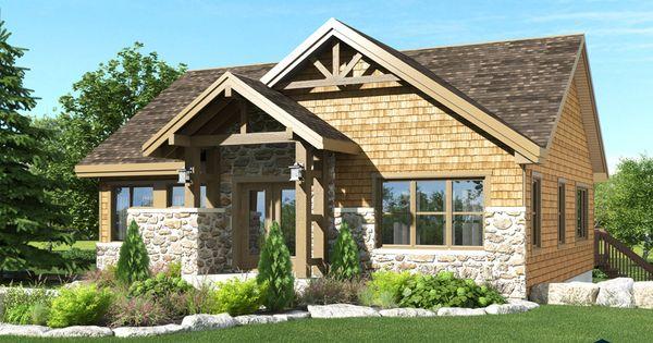 Champ tre bordure de lac chalet lap0372 maison for Maison style campagnard