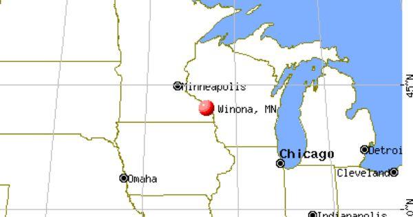 Winona Minnesota Mn 55987 Profile Population Maps Real Waukesha Wisconsin Wisconsin Beloit