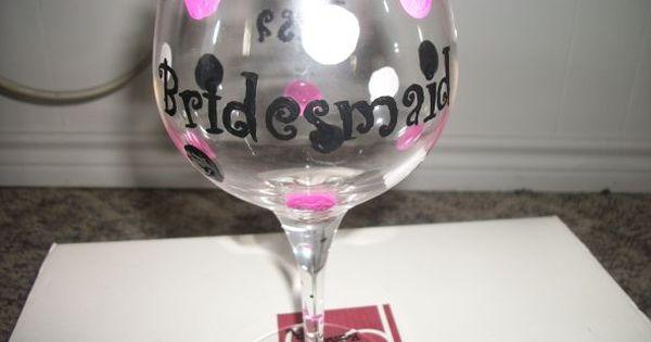 DIY Bridesmaids gifts : wedding black bridesmaids diy white 100 1447