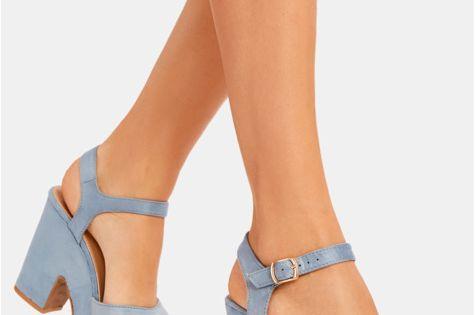 Sandaly Damskie Na Slupku Platformie Sportowe Z Pomponami Deezee Shoes Clogs Fashion