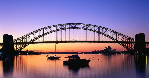 Sydney Bridge Pont Australia