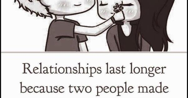 "The key word is ""two"". relationship quote"