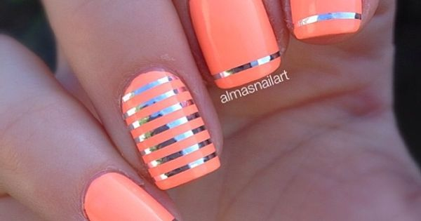 Instagram media by almasnailart nail nails nailart