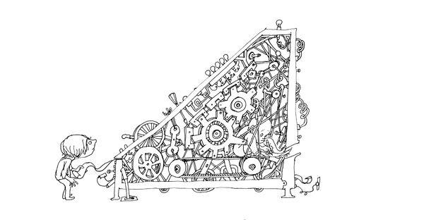 the homework machine shel silverstein