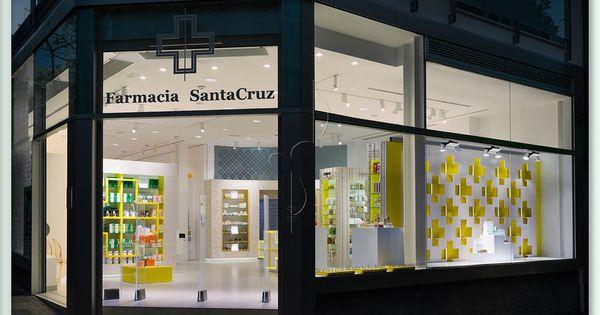Diseño fachada Farmacia SantaCruz, Tenerife | Farmacias