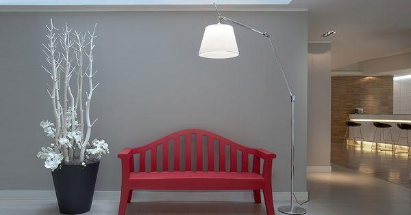 Artemide Tolomeo Mega Floor Floor Lamp Design Led Floor Lamp Artemide