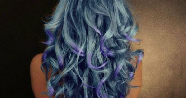 purple hair colors | Pastel, Rainbow, & Candy-Colored Hair