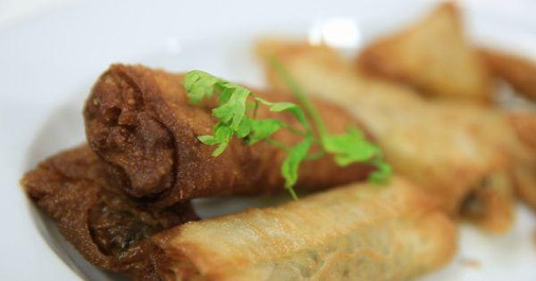 جلاش سمبوسك بكرات اللحم Food Recipes Dinner