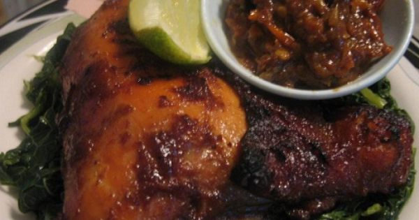 resep masakan ayam bakar solo dan cara membuat ayam bakar