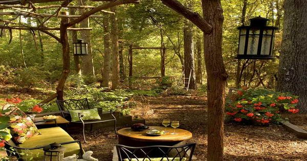 Outdoor Patio Ideas On A Budget Outdoor Rooms On A Budget With Garden Gardening Pinterest