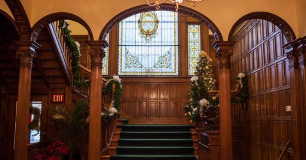 A Detailed Look Inside The Hecker Smiley Mansion Mansions