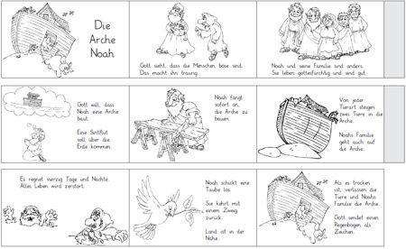 Zaubereinmaleins Designblog Arche Noah Geschichte Religiose Erziehung Bibel Fur Kinder