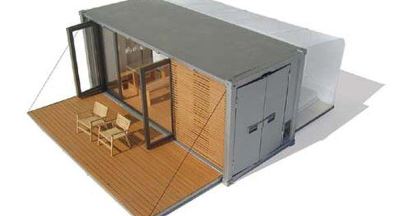 Prefab Friday Bark All Terrain Cabin Maison Prefabriquee Prefabrique Et Bungalow