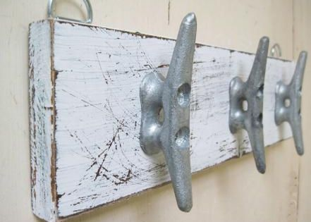 Boat Cleat Coat Rack More March 29 2017 At 08 17am