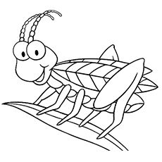 Top 17 Free Printable Bug Coloring Pages Online Bug Coloring Pages Insect Coloring Pages Coloring Pages