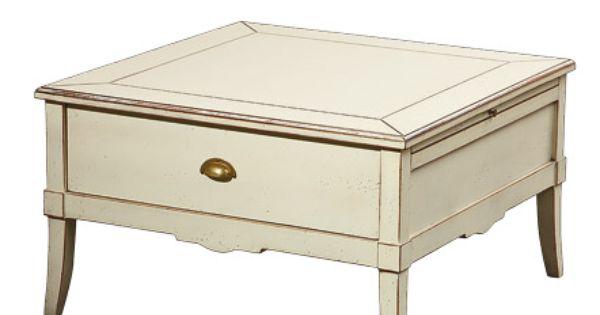 aus der domicil home collection der vielseitig einsetzbare couchtisch colmar vanille wei. Black Bedroom Furniture Sets. Home Design Ideas
