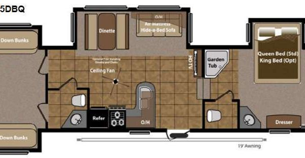 camper floor plans with bunk beds google search rvs with bunk beds floor plans uncategorized interior