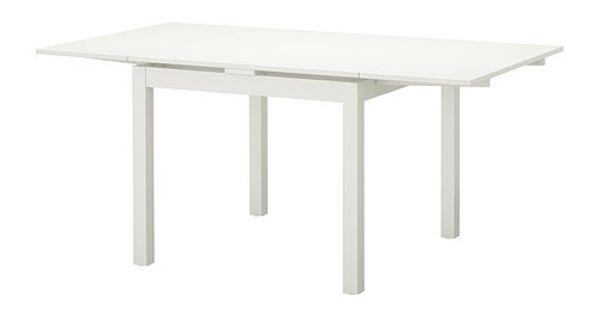 Bjursta mesa extensible blanco ikea dining table ikea dining and loft pla - Ikea table extensible ...