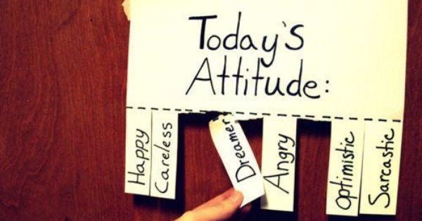winning attitude essay