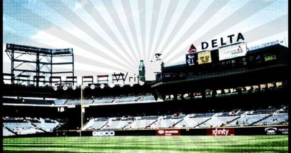 This is Braves Country!