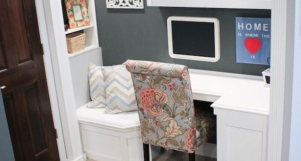 Transform an unused closet to a fabulous space mrs for Transform small closet space